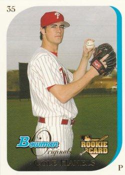 2006 Bowman Originals Cole Hamels