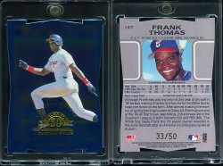 1998   Leaf Fractal Diamond Axis  Frank Thomas