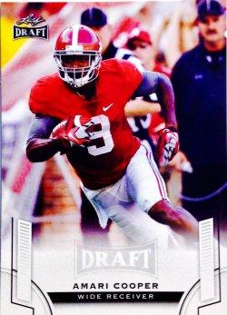 2015 Leaf Draft Amari Cooper