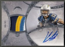 2013 Topps Five Star Keenan Allen
