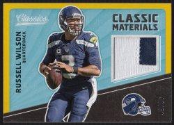 2013  Classics Classic Materials Prime Russell Wilson