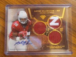 2013  Triple Threads Andre Ellington