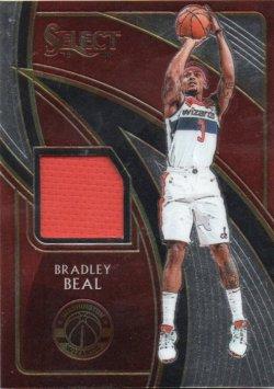 2019-20 Panini Select Beal, Bradley - Swatches