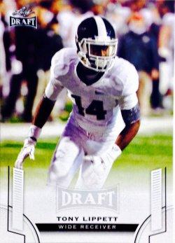 2015 Leaf Draft Tony Lippett