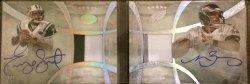 2013 Topps Five Star Dual Patch Auto Geno Smith/Matt Barkley