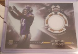 2015 Topps Chrome Stefon Diggs