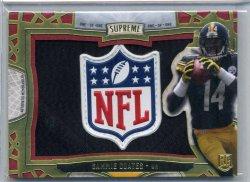 2015 Topps Supreme Sammie Coates 1/1 Rookie NFL Shield