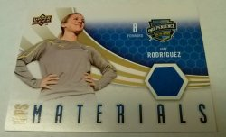 2010 Upper Deck WPS Materials Amy Rodriguez