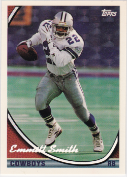 1994 Skybox Topps Special Effects Emmitt Smith