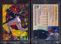 1998  Bowmans Best Atomic Refractor Frank Thomas