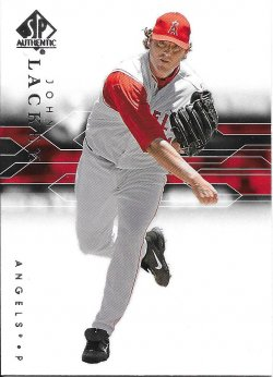2008 SP Authentic Lackey
