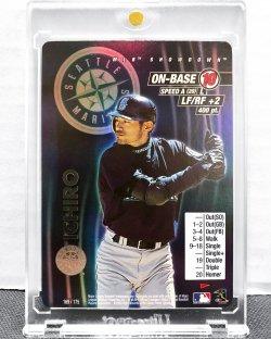 2001  MLB Showdown Ichiro Suzuki (Foil)