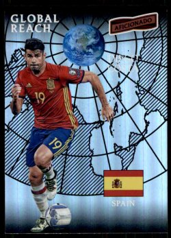 2016-17 Panini Aficionado Diego Costa