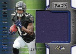 Justice Hill 2019 Panini Playbook Mammoth Materials  098 of 299