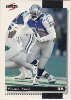 1996 Score Score Emmitt Smith