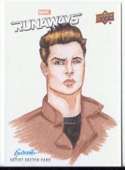 Marvel: Runaways CHRIS WILLDIG (CHASE STEIN)