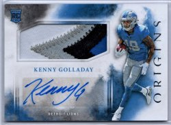 2017 Playoff Origins Kenny Golladay