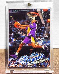 1997 Fleer Ultra Kobe Bryant