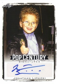 Leaf Pop Century Signatures Jonathan Lipnicki