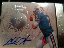 2011 Panini Plates and Patches Chad Henne /10