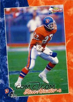 1993  Pacific Steve Atwater