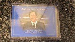 2016 Upper Deck Goodwin Champions Wayne Gretzky - Royal Blue