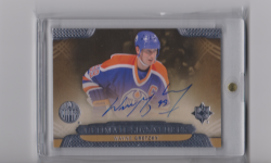 2013-14 Upper Deck ultimate  wayne gretzky ultimate signatures