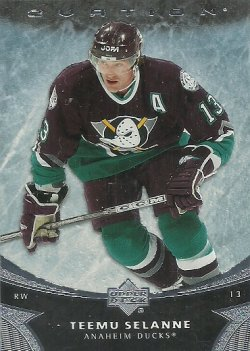 2006/07 Upper Deck Ovation Selanne