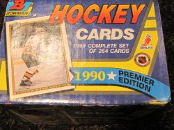1991  Ultimate Hockey Future Sensations Complete Set