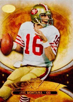 2013 Topps Triple Threads Joe Montana