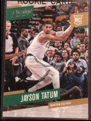 2017-18 Panini Prestige #153 Jayson Tatum RC
