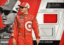 2017 Panini Absolute Racing Kyle Larson