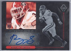 2018 Panini Majestic Roquan Smith Majestic Rookie Signatures RC