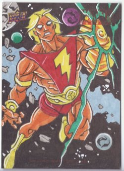 Marvel: Annual AURELIO MAZZARA (ADAM WARLOCK)