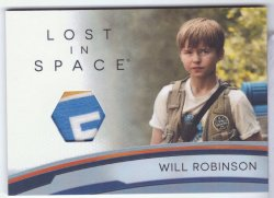Lost In Space WILL ROBINSON (MAXWELL JENKINS)