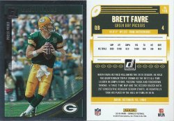 2018 Donruss  Press Proofs Silver #110 Brett Favre