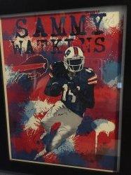 Sammy Watkins Personalized 8x10
