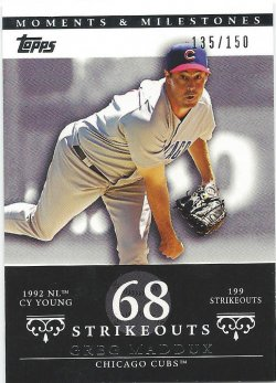 2007 Topps Moments and Milestones 13-68