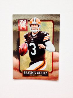 2013 Panini Elite Brandon Weedon