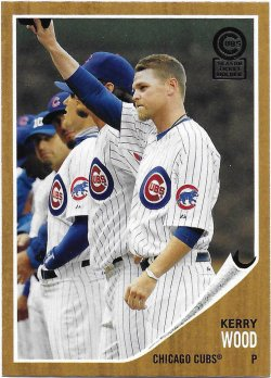 2013 Cubs Topps Archives Season Ticket Holder - 34