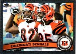 2011 Bengals /55