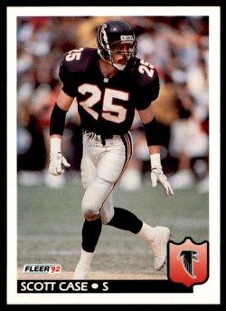 1992  Fleer Scott Case