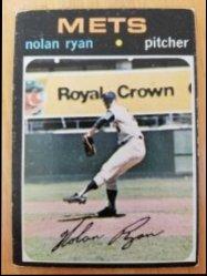 1971 Topps  Nolan Ryan