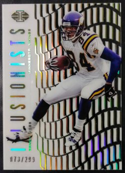2018 Panini Illusions Illusionists Randy Moss
