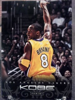 2012-13 Panini Kobe Anthology Kobe Bryant #110