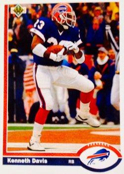 1991 Press Pass  Kenneth Davis #192