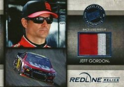 2015 Press Pass Redline Racing Jeff Gordon