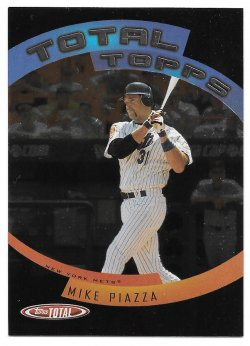 2005 Topps Topps Total Total Topps Mike Piazza