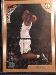 1998-99 Topps Topps #135 Paul Pierce RC
