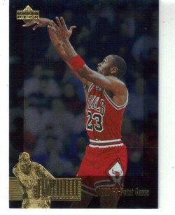 1995-96 Upper Deck Jordan Collection Michael Jordan